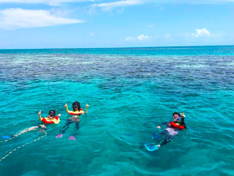 Blue Hole Diving & Snorkeling Schedule January-February 2020